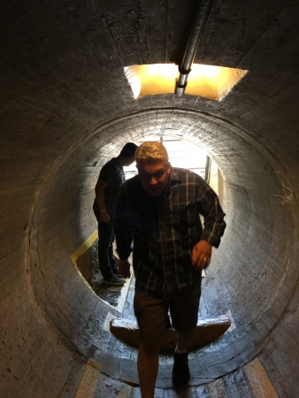 Exploring Hoover Dam